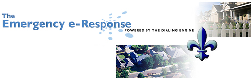 Emergency Response | Mass Message Notification System